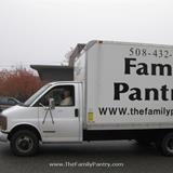 Family Pantry truck - on the move