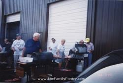 Click to view album: Moving the Pantry - 1998