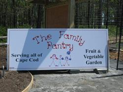 Click to view album: The Family Pantry Garden - Ribbon Cutting