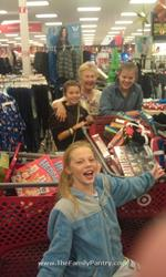 Click to view album: Elves helping with Pantry shopping