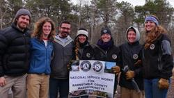 Click to view album: AmeriCorps Cape Cod's 4/1/14 Mayor's Day Service Event.