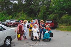 Click to view album: Pantry Volunteers at the Cranberry Festival Parade.