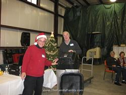 Click to view album: Thanksgiving and Xmas - 2009