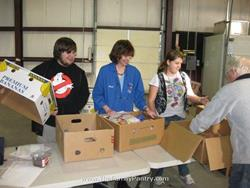 Click to view album: Volunteers from our Tuesday AM Team and Cape Cod Tech.