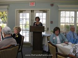 Click to view album: Volunteer Service Recognition Luncheon - 2011