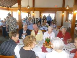 Click to view album: Volunteer Luncheon - September 2015