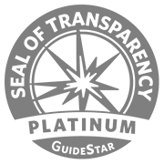 Guidestar Candid Platinum Seal of Transparency